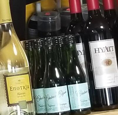 Wine Bottles (incl. Hyatt)
