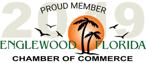 Englewood Florida Chamber of Commerce Proud 2019 Member
